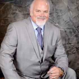 Pastor Boyd Harrell