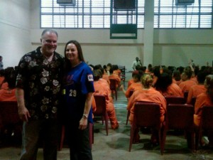 Pastors Boyd & Jan on the front lines