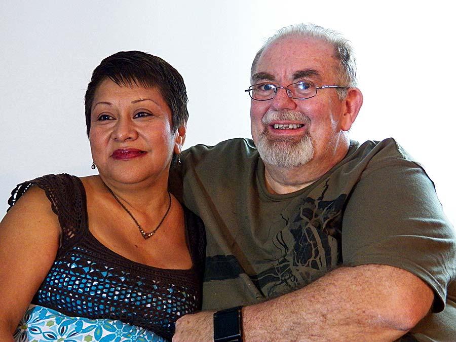 Pastors Roger & Rose Mary Alwell