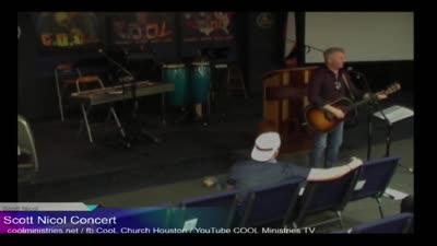 Scott Nicol Concert