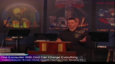 11-13-2019 One Encounter with God can Change