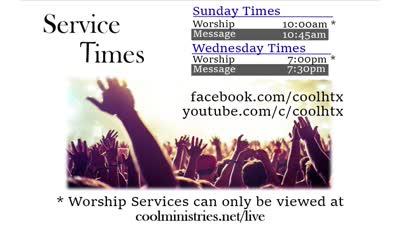 COOL Witness Worship