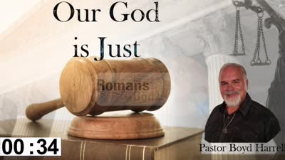 Our God is Just
