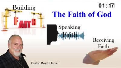 The Faith of God
