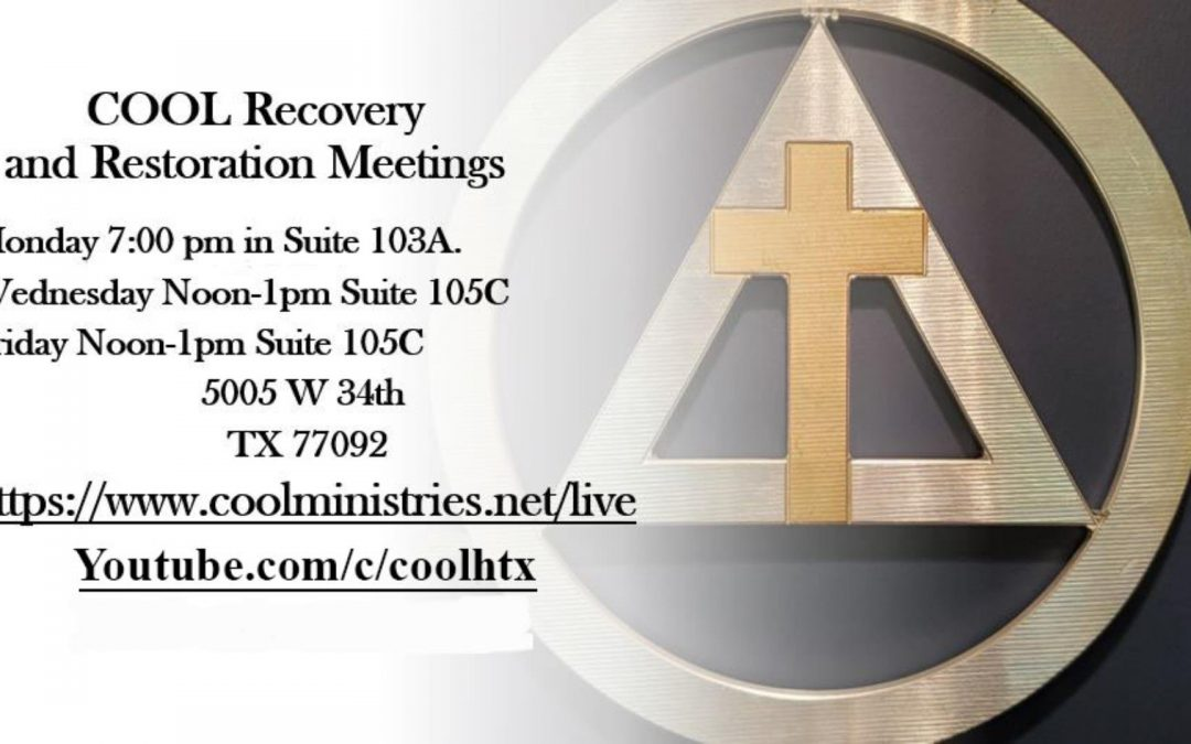 COOL Recovery Meeting