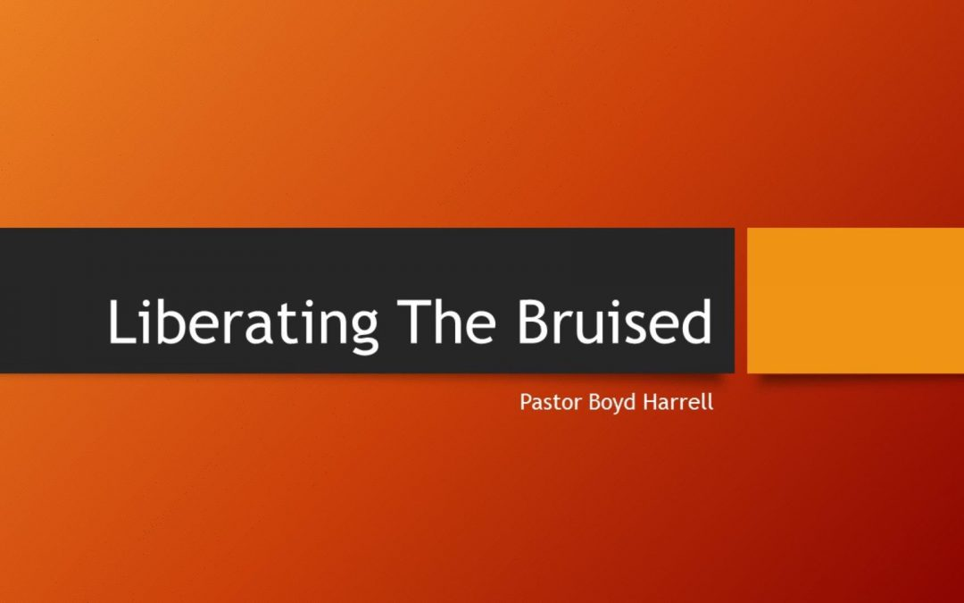 Liberating The Bruised